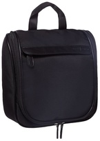 J By Jasper Conran Black Fold-out Wash Bag