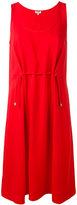 Kenzo sleveless dress - women - Polyester - 34