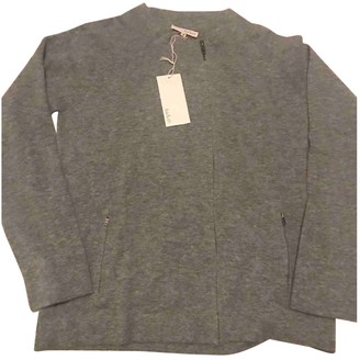 BA&SH Grey Cashmere Knitwear for Women