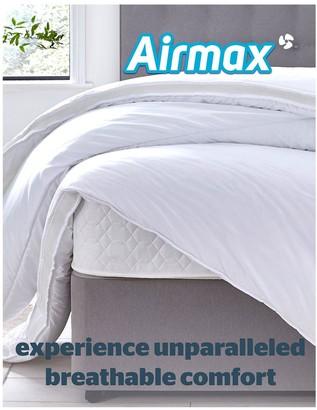 Silentnight Airmax Dual Layer 10.5 Tog Duvet
