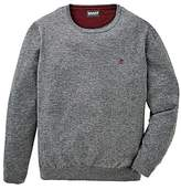 Timberland Jones Brook Merino Wool Crew Jumper