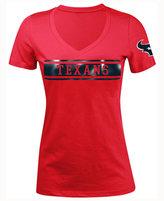 5th & Ocean Women's Houston Texans Touchback LE T-Shirt