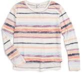 Splendid Stripe Knit Sweater (Big Girls)