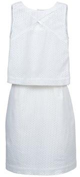 Kookai BOUJETTE women's Dress in White