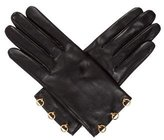 Hermes Lambskin Ring Gloves w/ Tags