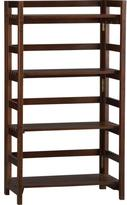 Four-Shelf Adjustable Bookcase