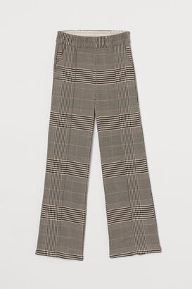 H&M Straight-cut Suit Pants