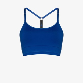 Reebok x Victoria Beckham adjustable T-back sports bra