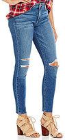 Joe's Jeans Icon Ankle Kloh Frayed Hem Jeans