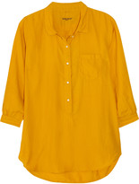 Levi's Made & Crafted Pettle cotton and silk-blend shirt