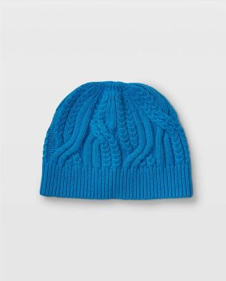 Club Monaco Cable Knit Hat