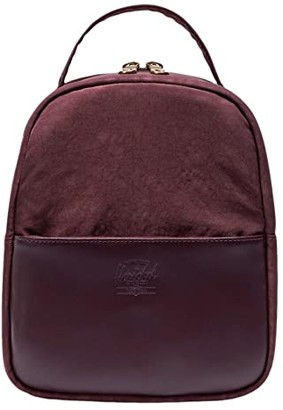 Herschel Orion Mini (Deep Burgundy) Backpack Bags