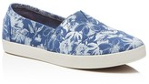 Toms Women's Avalon Floral Slip On Sneakers