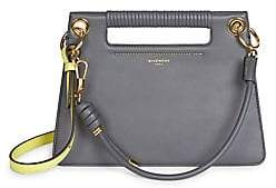 Givenchy Women's Small Whip Leather Top Handle Bag