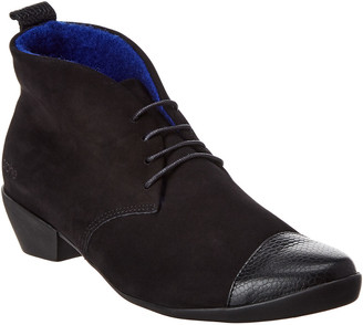 Arche Nousky Leather Bootie