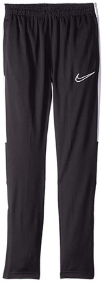 Nike Kids Dry Academy Soccer Pants (Little Kids/Big Kids) (Black/White/White) Boy's Casual Pants