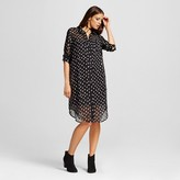 K by Kersh Women's Printed Shirt Dress