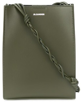 Jil Sander Tangle small shoulder bag