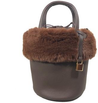UN Billion Drawstring Bucket Bag - Manon