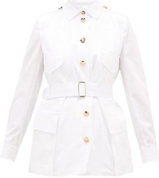 Max Mara Orfeo Jacket - White