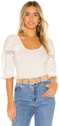 Free People Something Special Tee