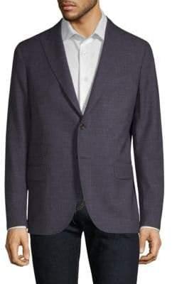 Eleventy Handmaid Wool& Silk Jacket