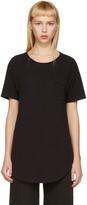 R 13 Black Pocket T-shirt
