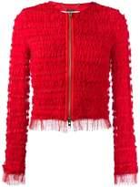Givenchy ruffle embellished jacket