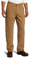 Carhartt Men's Washed Twill Dungaree Flannel Lined