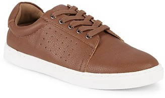 Vince Camuto Little Boy's Boy's Grafte Faux Leather Sneakers