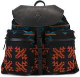 Marcelo Burlon County of Milan 'Pendleton' backpack