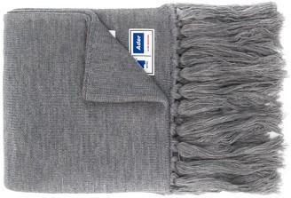 Ader Error Oversized Logo Knit Scarf