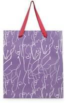 Oliver Bonas Large Form Gift Bag