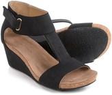 Adrienne Vittadini Trellis Sandals (For Women)