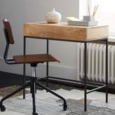 west elm Industrial Storage Mini Desk