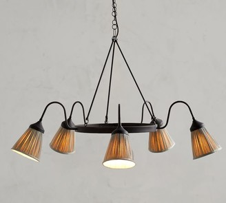 Pottery Barn Willow Chandelier