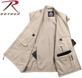 Rothco Undercover Travel Vest, - 3X Large