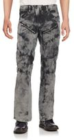 PRPS Dyed Straight-Leg Jeans