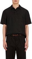 Margaret Howell Men's Linen Polo Shirt