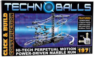 Techno Balls 197 Piece Marble Run