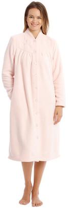 Harper & Grace Hampshire Mid-Length Woven Fleece Robe Baby
