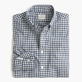 J.Crew Slim Secret Wash shirt in microcheck
