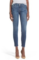 Mother Women's 'The Looker' Frayed Ankle Jeans