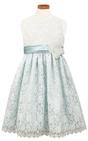 Sorbet Girl's Floral Lace Dress