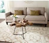 Safavieh Babylon 36 in. Solid Wood Coffee Table in Natural