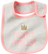 Carter's Baby Girl Family Slogan Bib