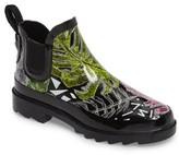 Sakroots Women's 'Rhyme' Waterproof Rain Boot