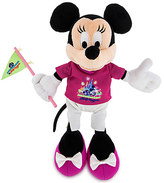 Disney Minnie Mouse Plush - Magic Kingdom 45th Anniversary - Small - 9''
