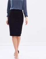 Forcast Ana Suit Skirt