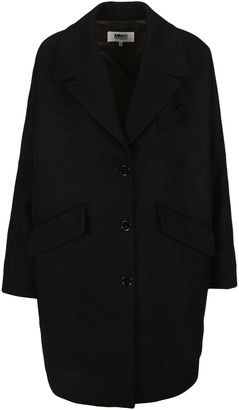 MM6 MAISON MARGIELA Mm6 Single Breasted Coat